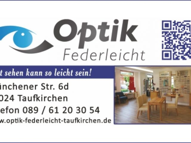 Optik Federleicht